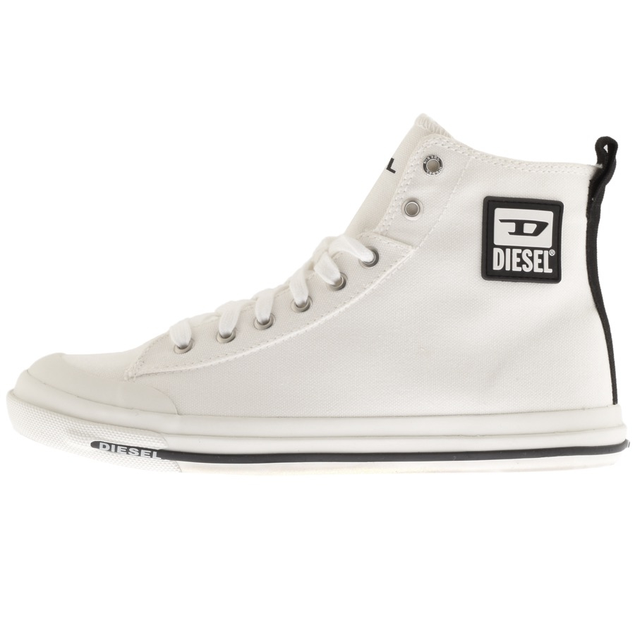 Diesel S Astico Trainers White