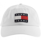 Tommy Jeans Heritage Cap White