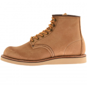 Red Wing 6 Inch Rover Boots Brown