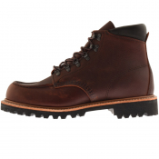Red Wing Classic 6 Inch Sawmill Boots Browm
