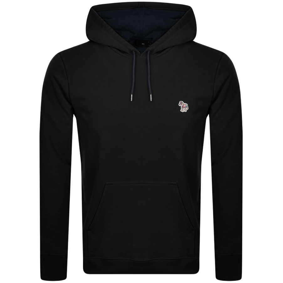 PS By Paul Smith Pullover Hoodie Black