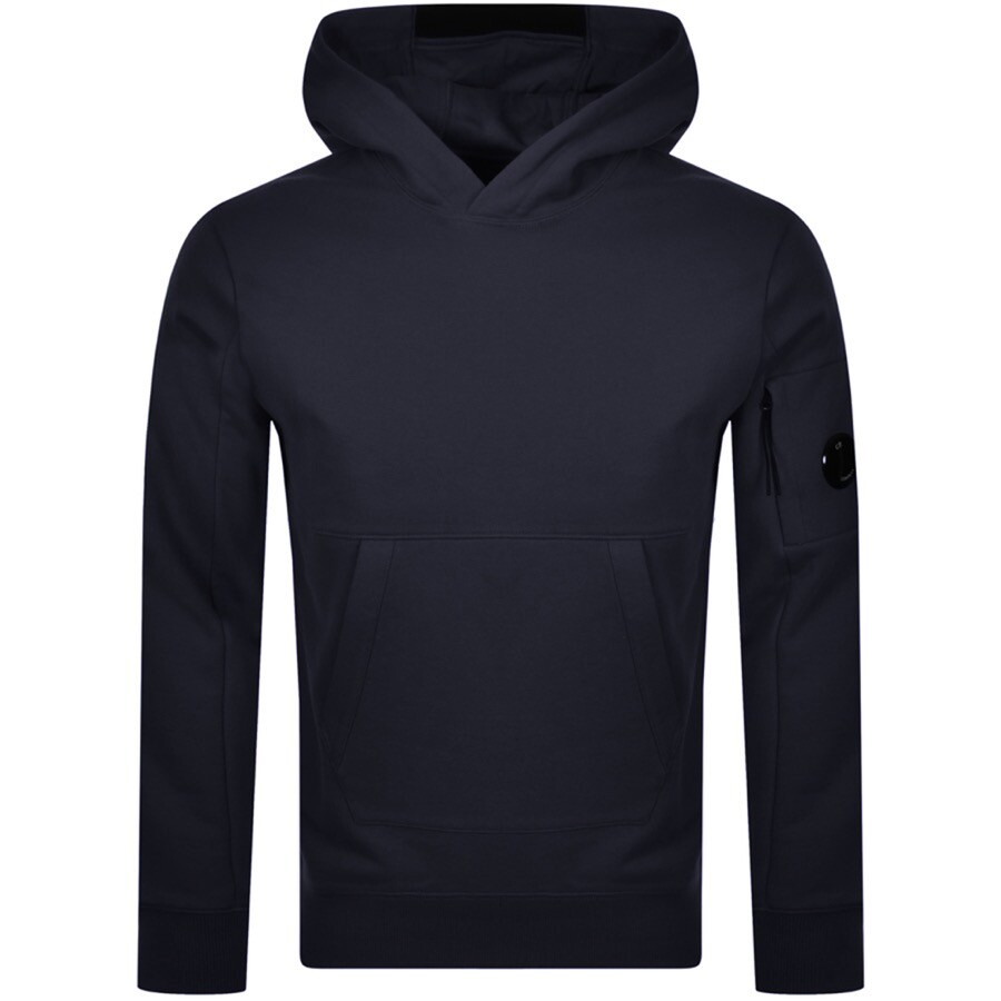 CP Company Pullover Hoodie Navy