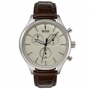 BOSS HUGO BOSS Companion Watch Brown