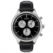 BOSS HUGO BOSS Companion Watch Black