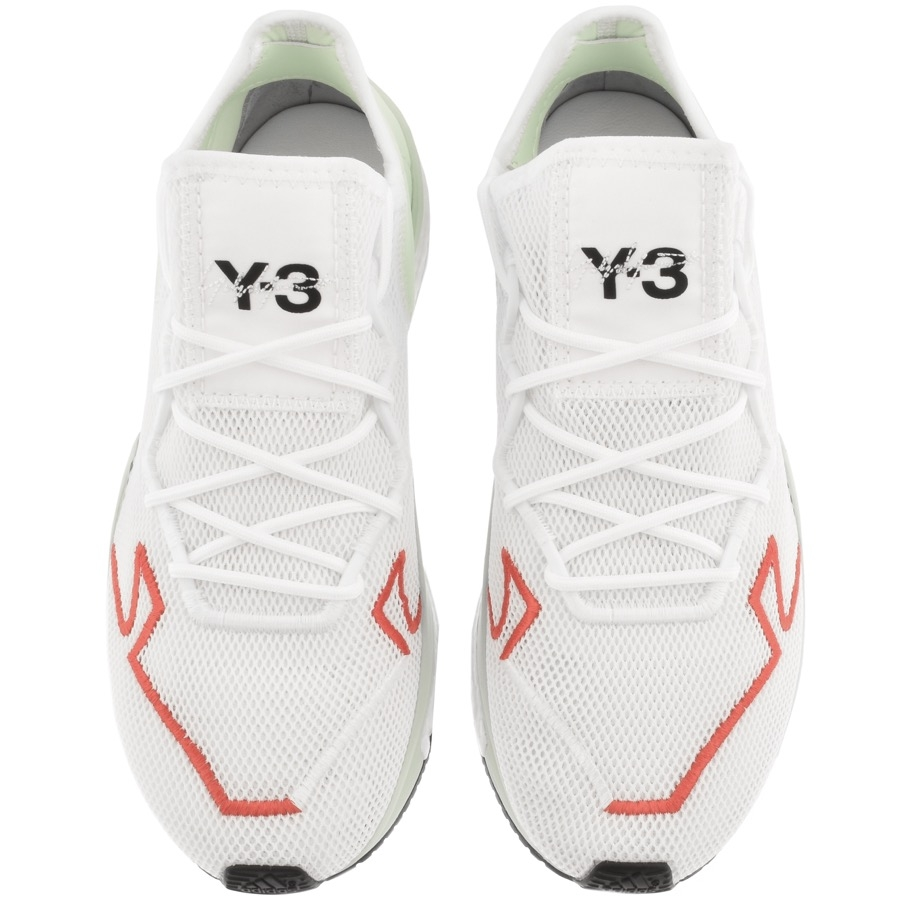 115076cd1714f ... Alternative Image for ProductY3 Adizero Runner Trainers White3