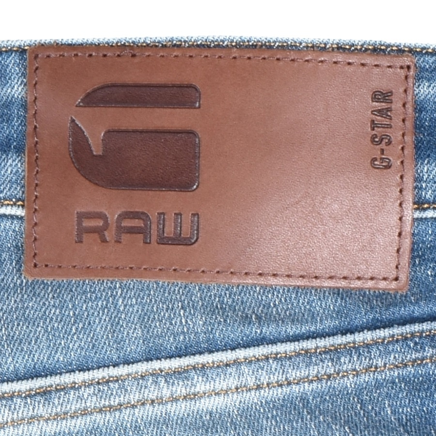 73571800 ... Alternative Image for ProductG Star Raw 3301 Slim Fit Jeans Blue3