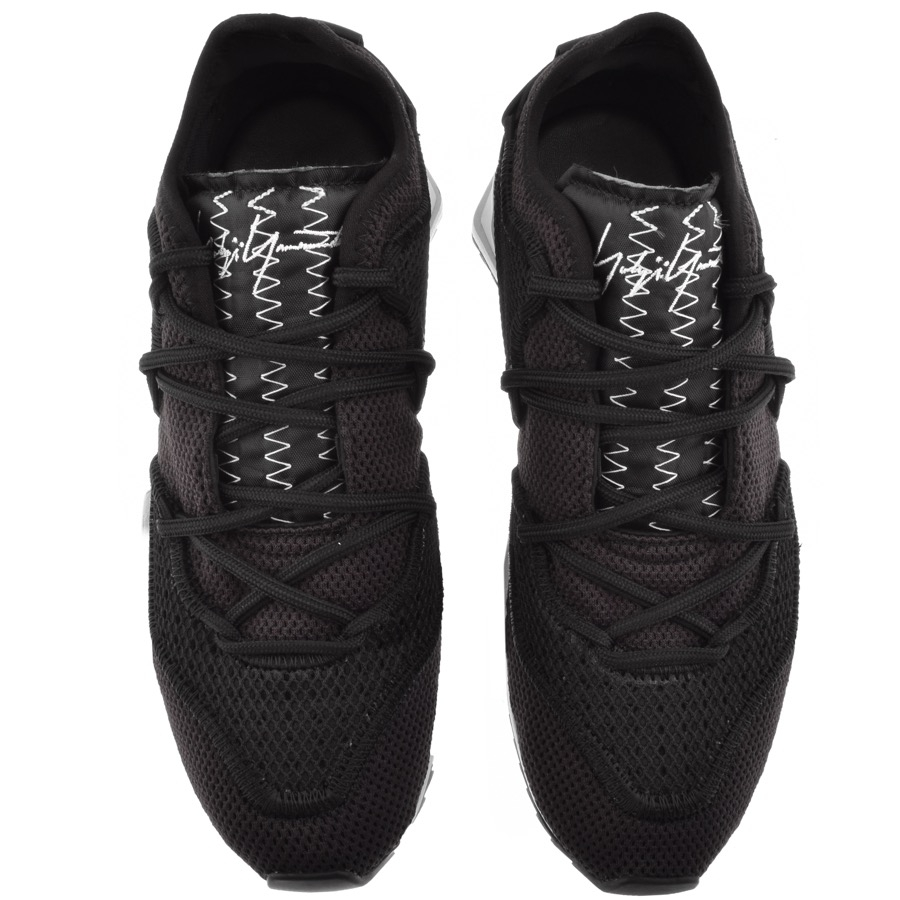 d0fa2d175 ... Alternative Image for ProductY3 Harigane II Trainers Black3