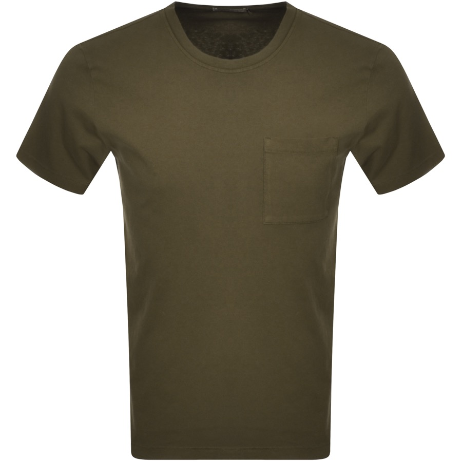 Nudie Jeans Roy T Shirt Green