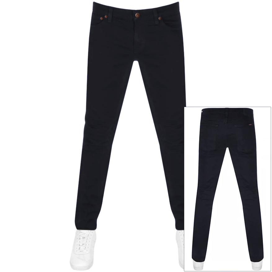 Nudie Jeans Gritty Jackson Jeans Navy