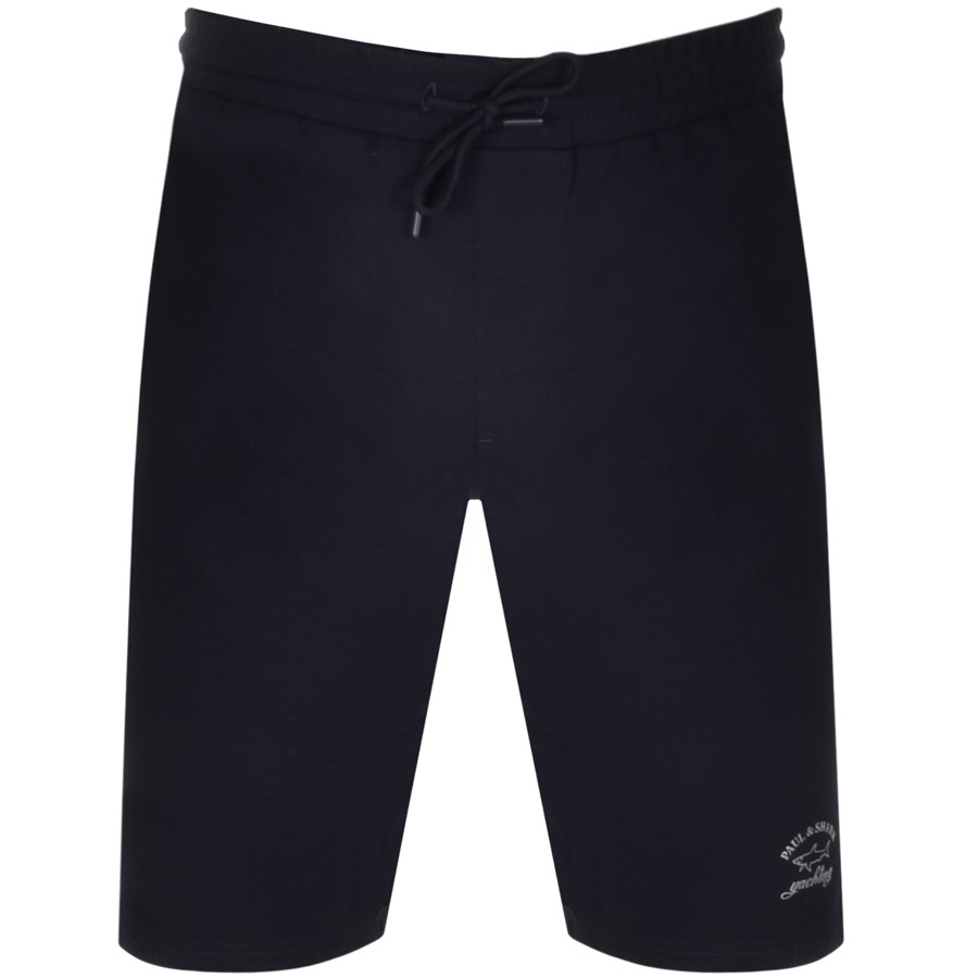 Paul And Shark Sweat Shorts Navy