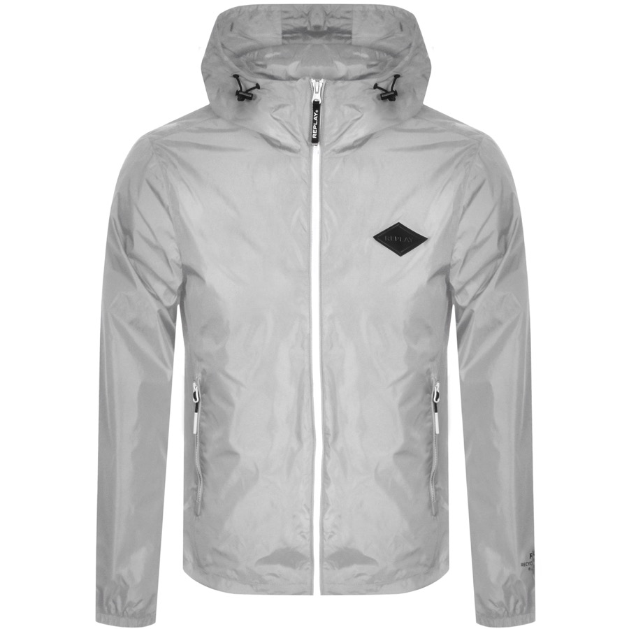 Replay Jacket Grey