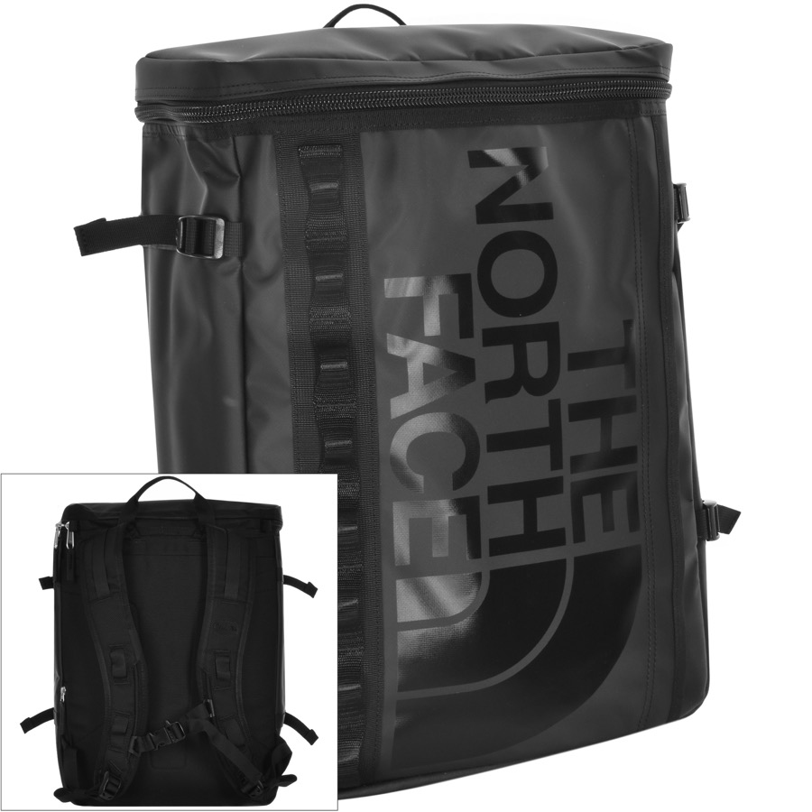 The North Face Backpacks THE NORTH FACE BASE CAMP FUSE BOX BACKPACK BLACK