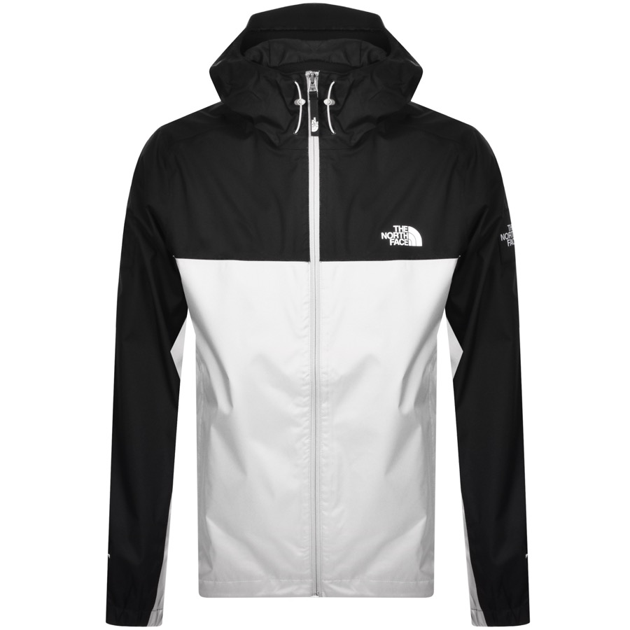 The North Face 1990 Box Mountain Q Jacket White