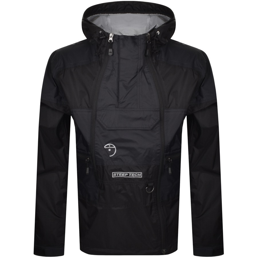 The North Face Linings THE NORTH FACE STEEP TECH RAIN JACKET BLACK