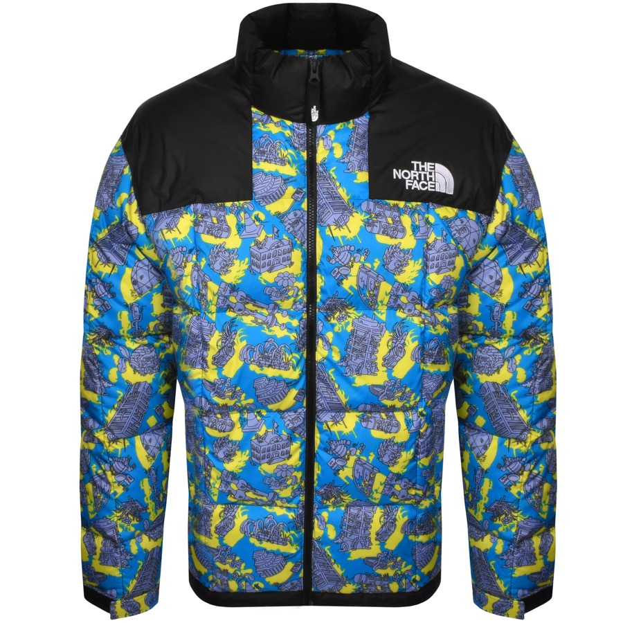 The North Face THE NORTH FACE LHOTSE DOWN JACKET BLUE