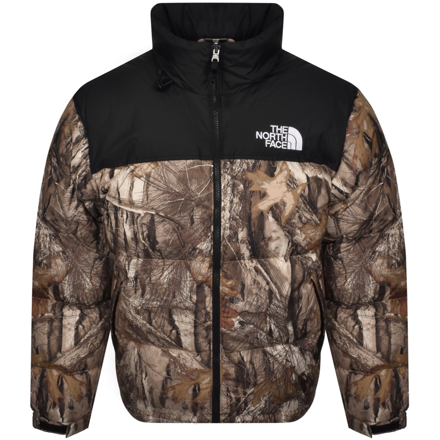 The North Face THE NORTH FACE 1996 NUPTSE DOWN JACKET BROWN