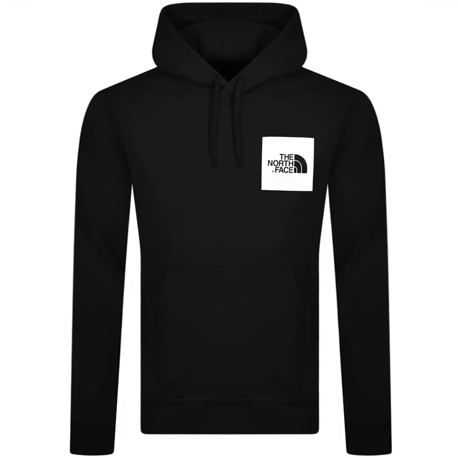 The North Face THE NORTH FACE FINE HOODIE BLACK