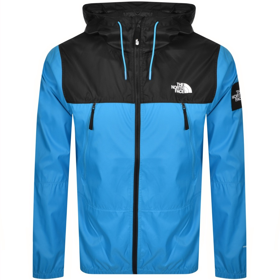 The North Face THE NORTH FACE 1990 BOX JACKET BLUE