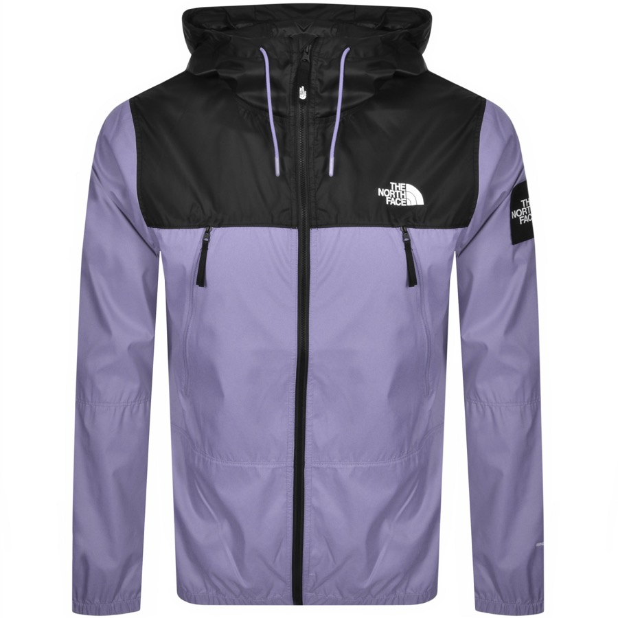 The North Face Jackets THE NORTH FACE 1990 BOX JACKET PURPLE