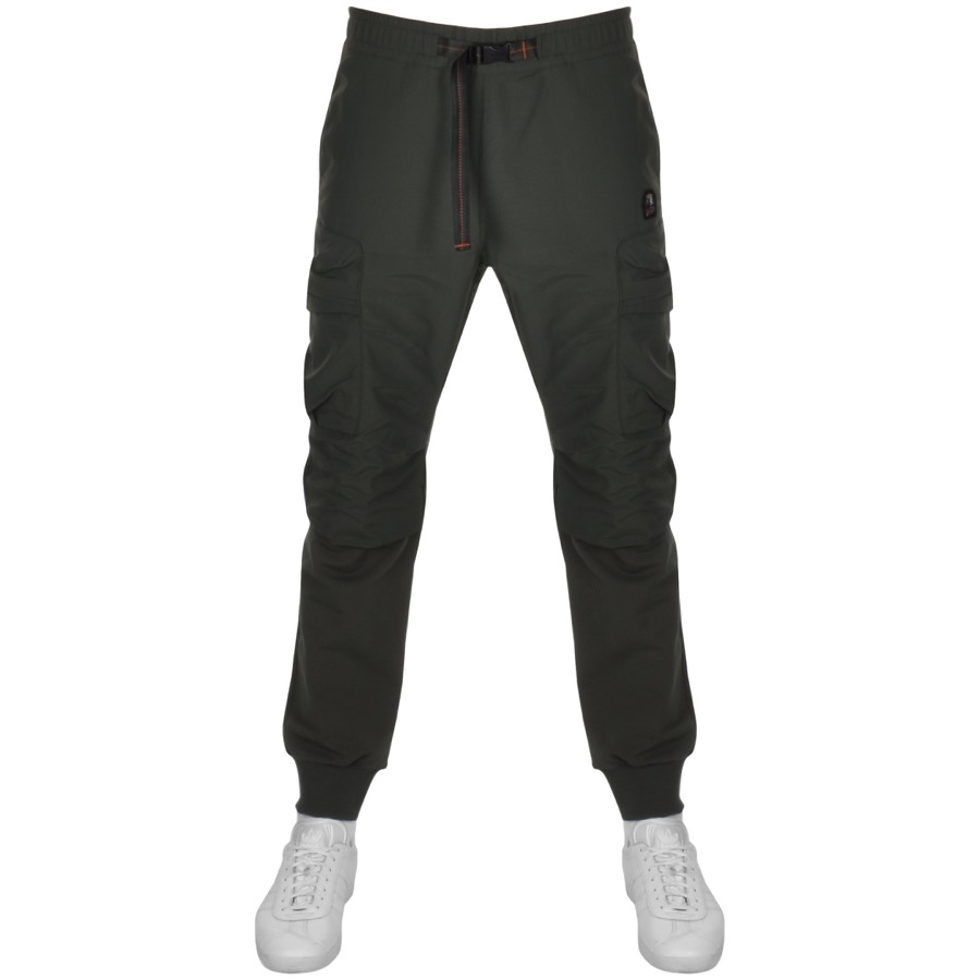 Parajumpers PARAJUMPERS OSAGE JOGGERS GREEN