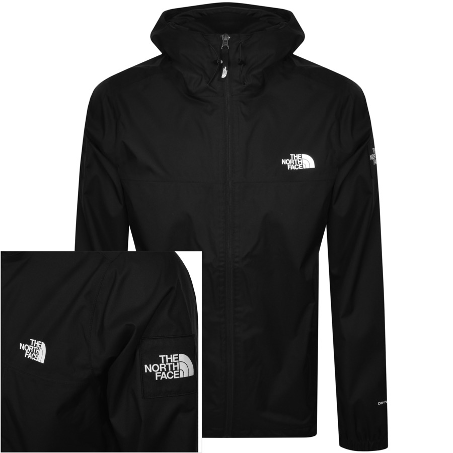 The North Face THE NORTH FACE 1990 BOX MOUNTAIN Q JACKET BLACK