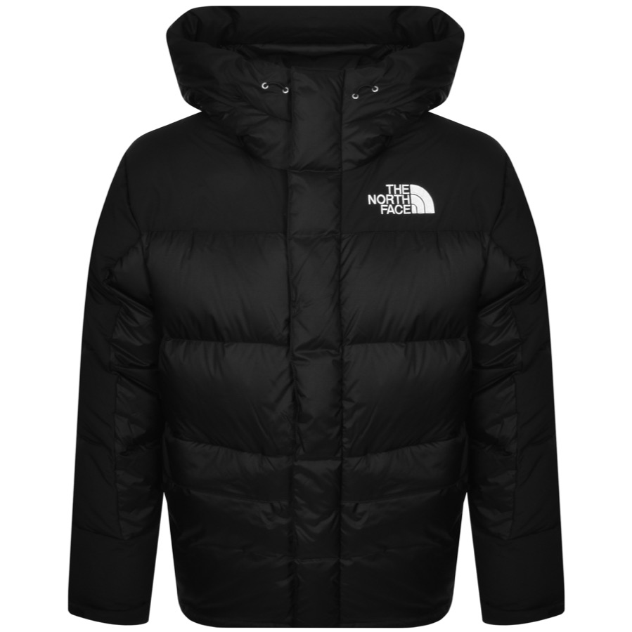The North Face THE NORTH FACE HIMALAYAN DOWN PARKA BLACK