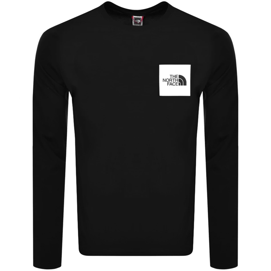 The North Face Cottons THE NORTH FACE FINE T SHIRT BLACK