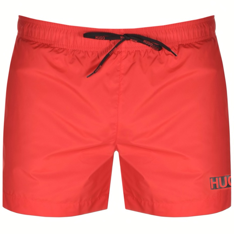 Hugo HUGO HATI SWIM SHORTS RED