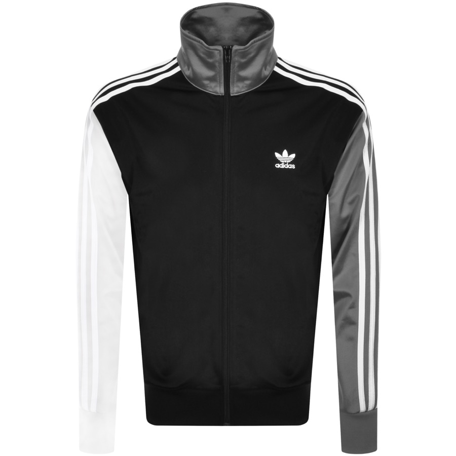 Adidas Originals ADIDAS ORIGINALS FIREBIRD TRACK TOP BLACK