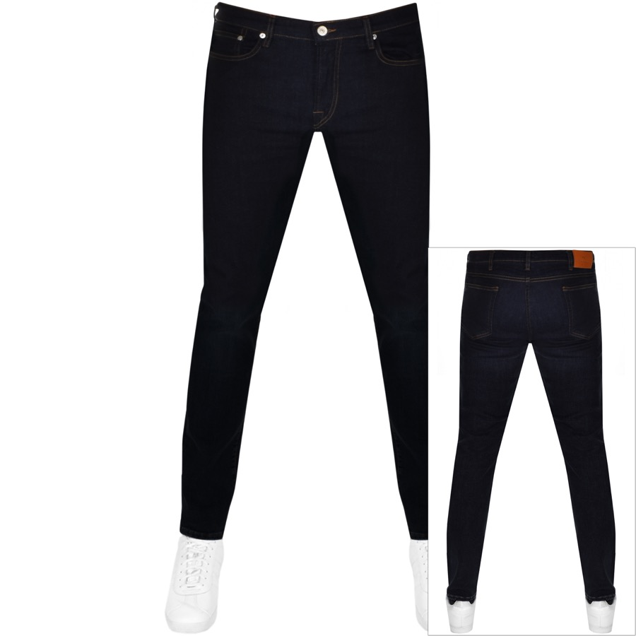 PS By Paul Smith Slim Fit Jeans Navy