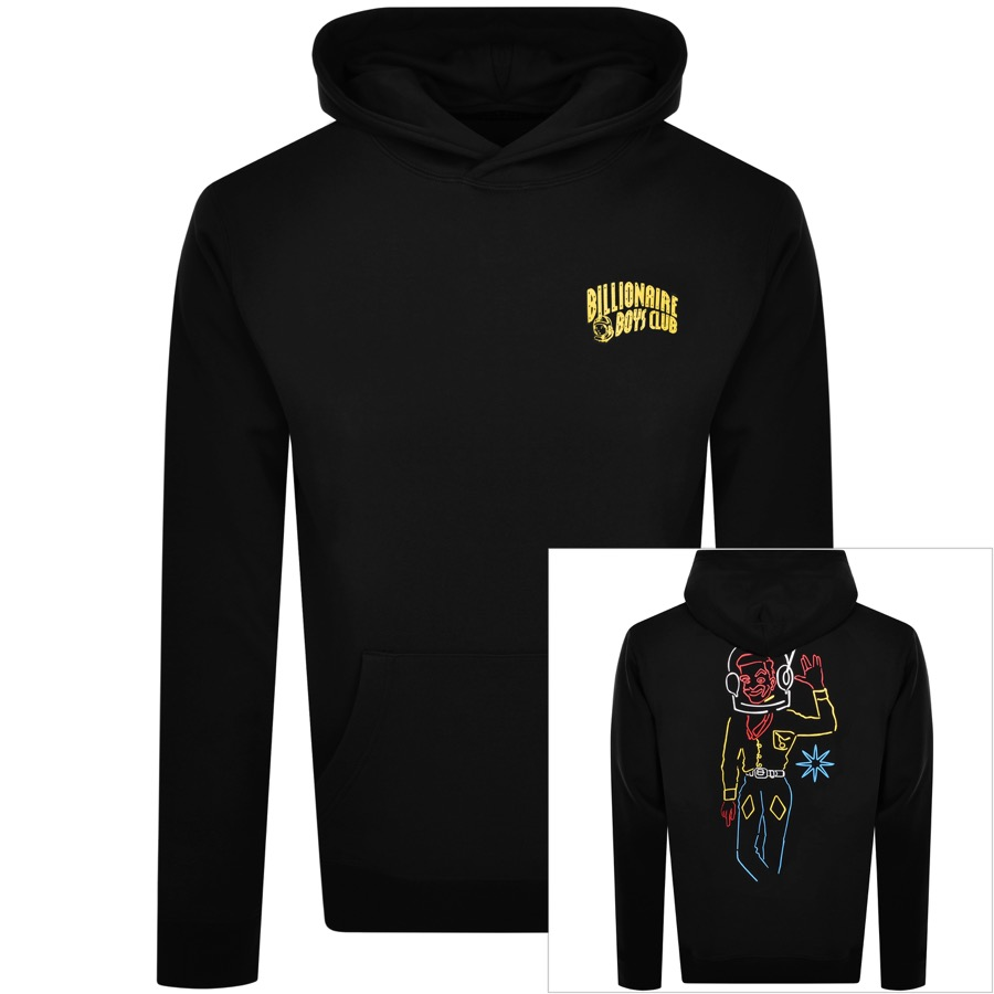 Billionaire Boys Club BILLIONAIRE BOYS CLUB SPACE COWBOY HOODIE BLACK
