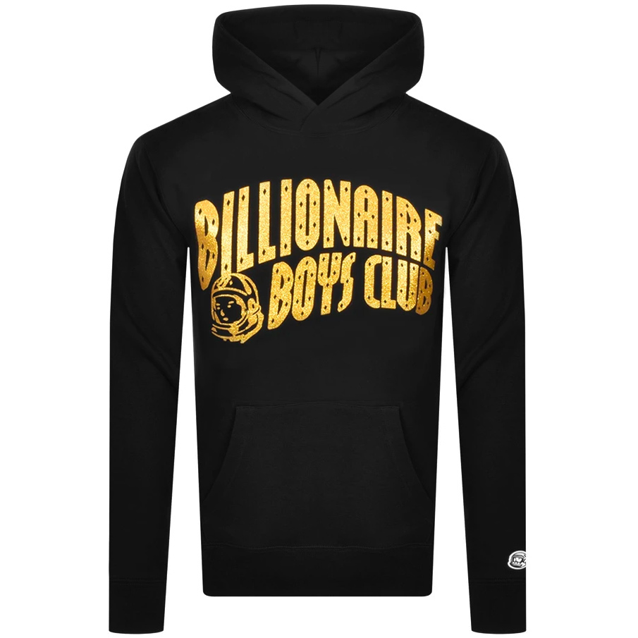 Billionaire Boys Club BILLIONAIRE BOYS CLUB HOLIDAY GLITTER HOODIE BLACK