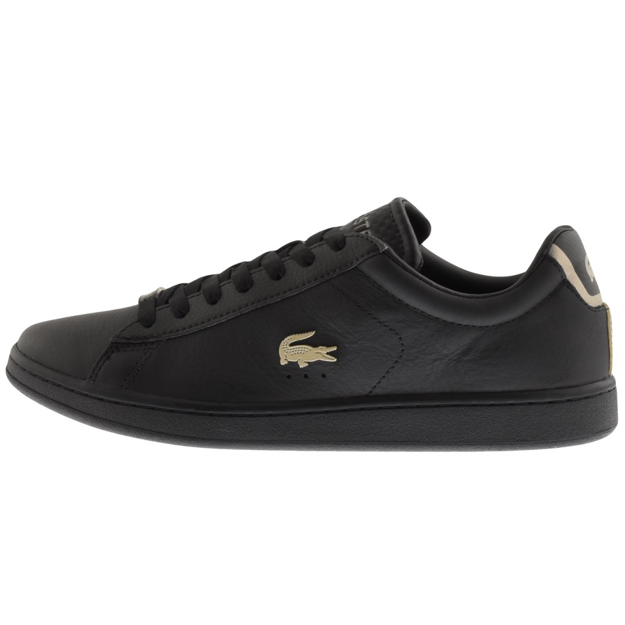 Lacoste Carnaby Evo 721 Trainers Black