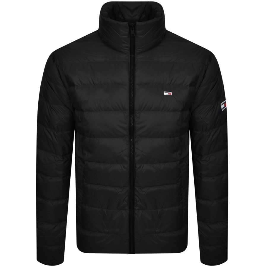 Tommy Jeans Packable Down Jacket Black