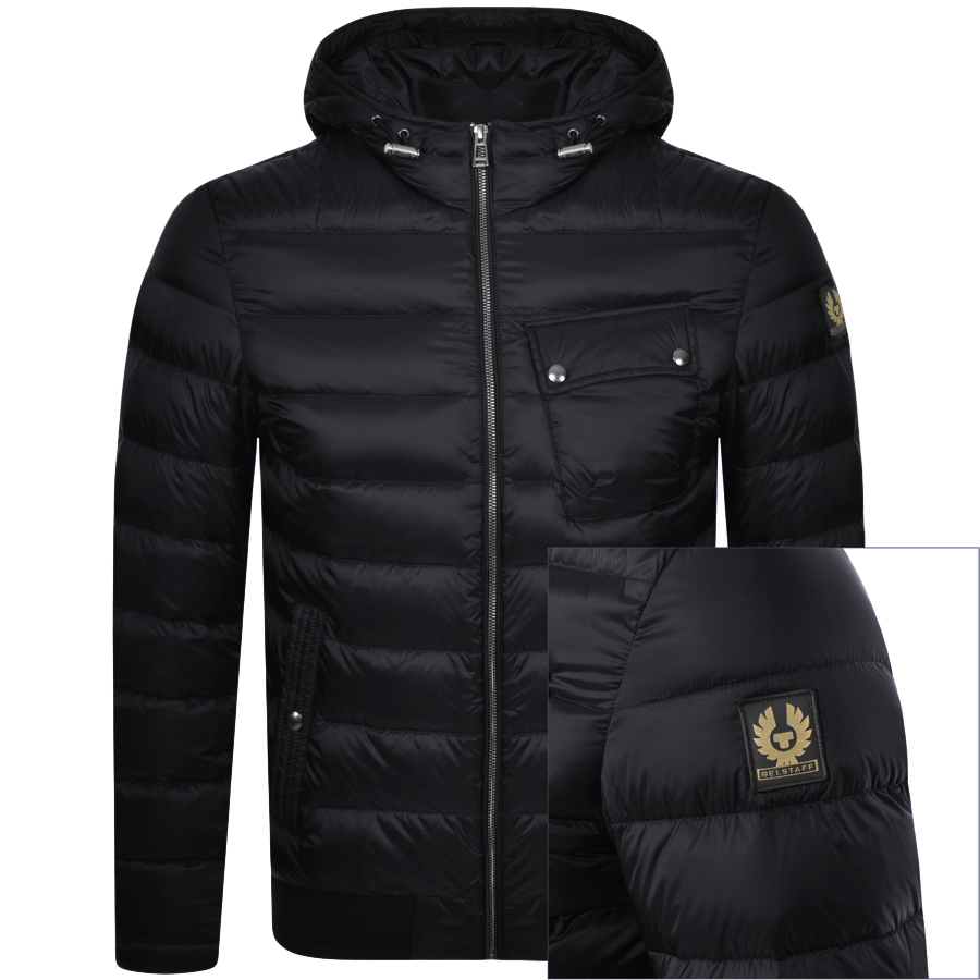 Belstaff Streamline Jacket Navy