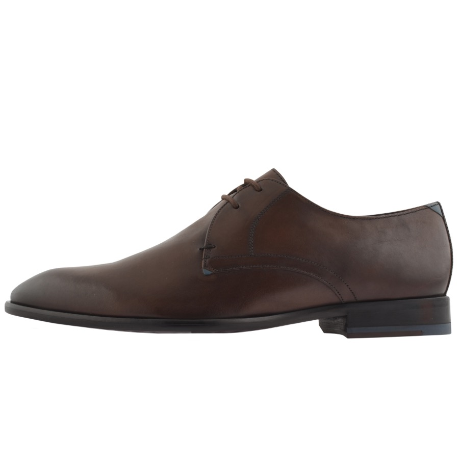 Ted Baker Derby Shoes Tan