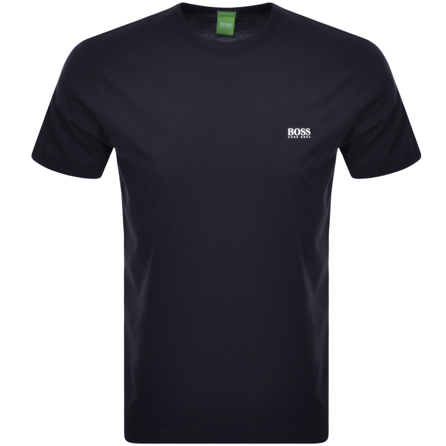 BOSS Tee T Shirt Navy