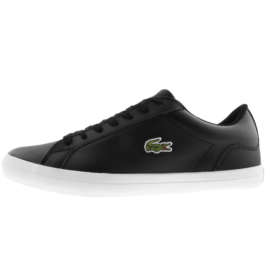 Lacoste Lerond Trainers Black