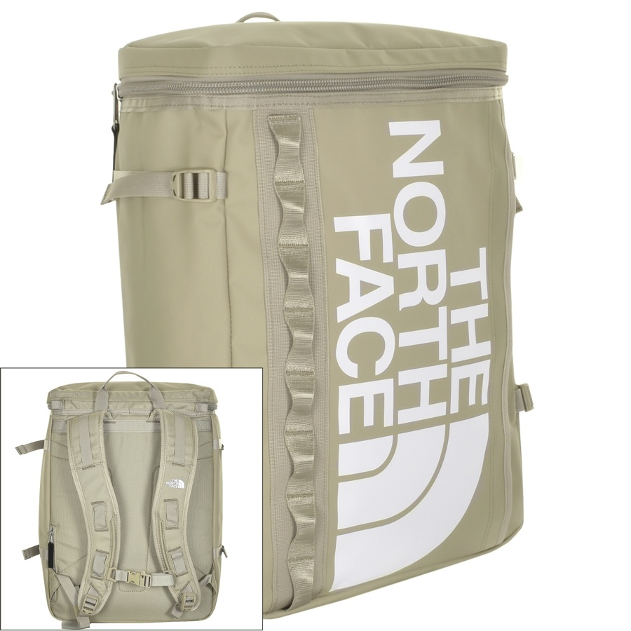The North Face Base Camp Fuse Box Backpack Beige