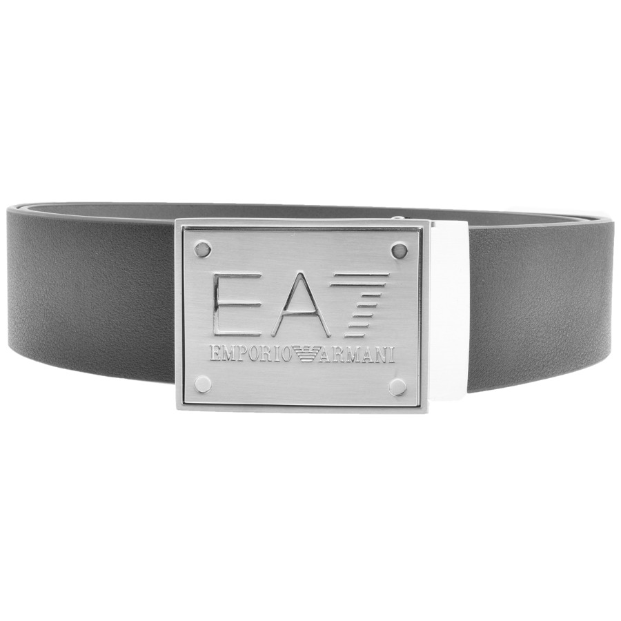 EA7 Emporio Armani Train Core ID Logo Belt Black