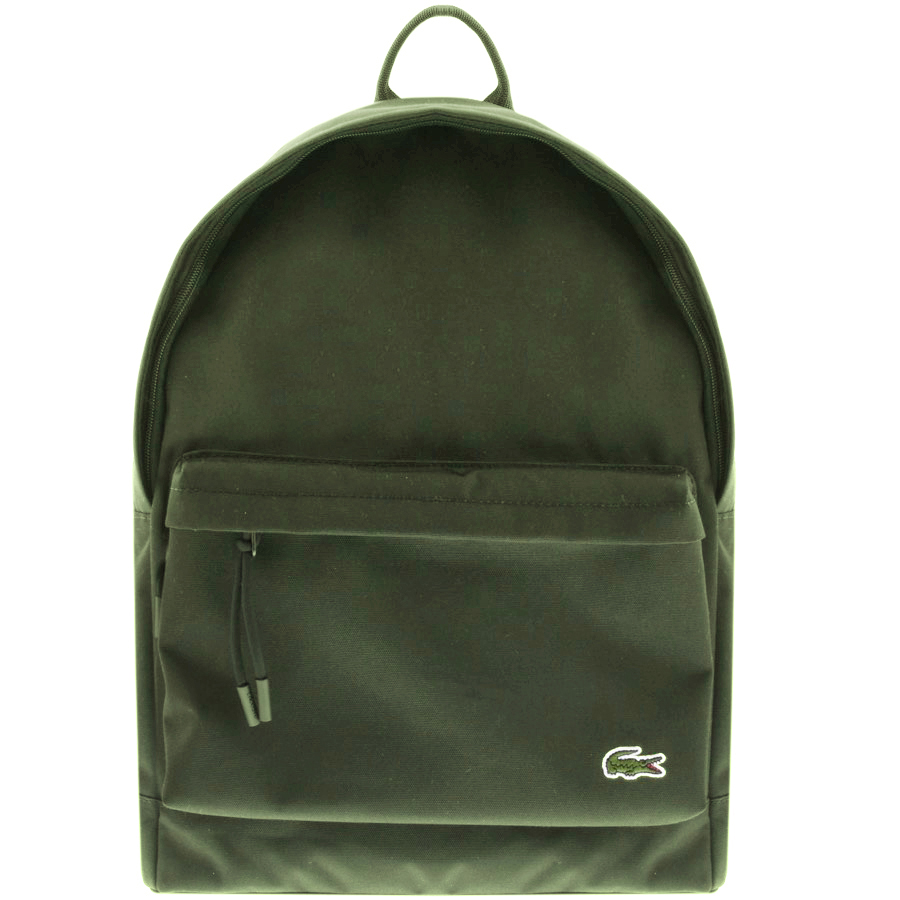 Lacoste Backpack Green