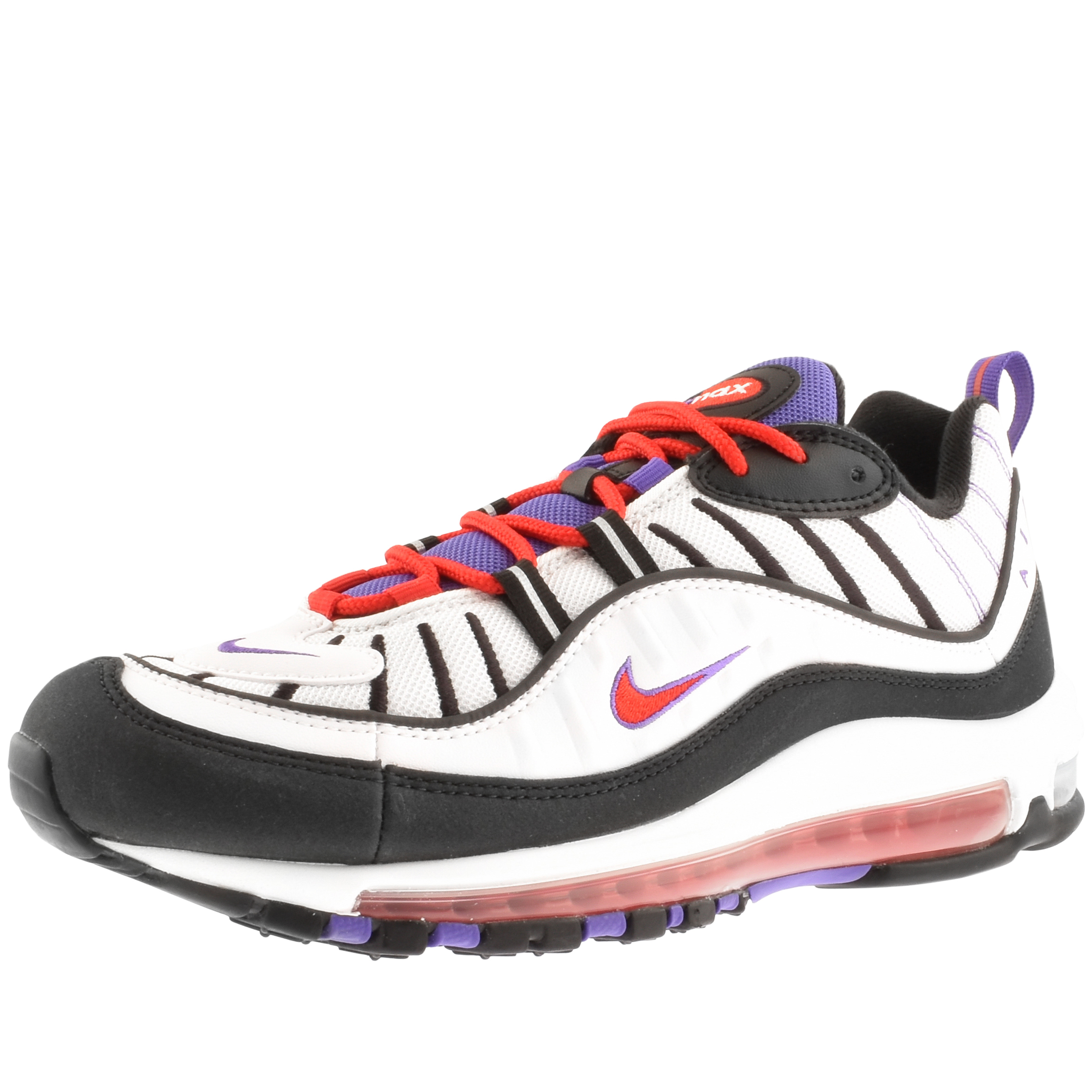 Nike Air Max 98 Trainers White
