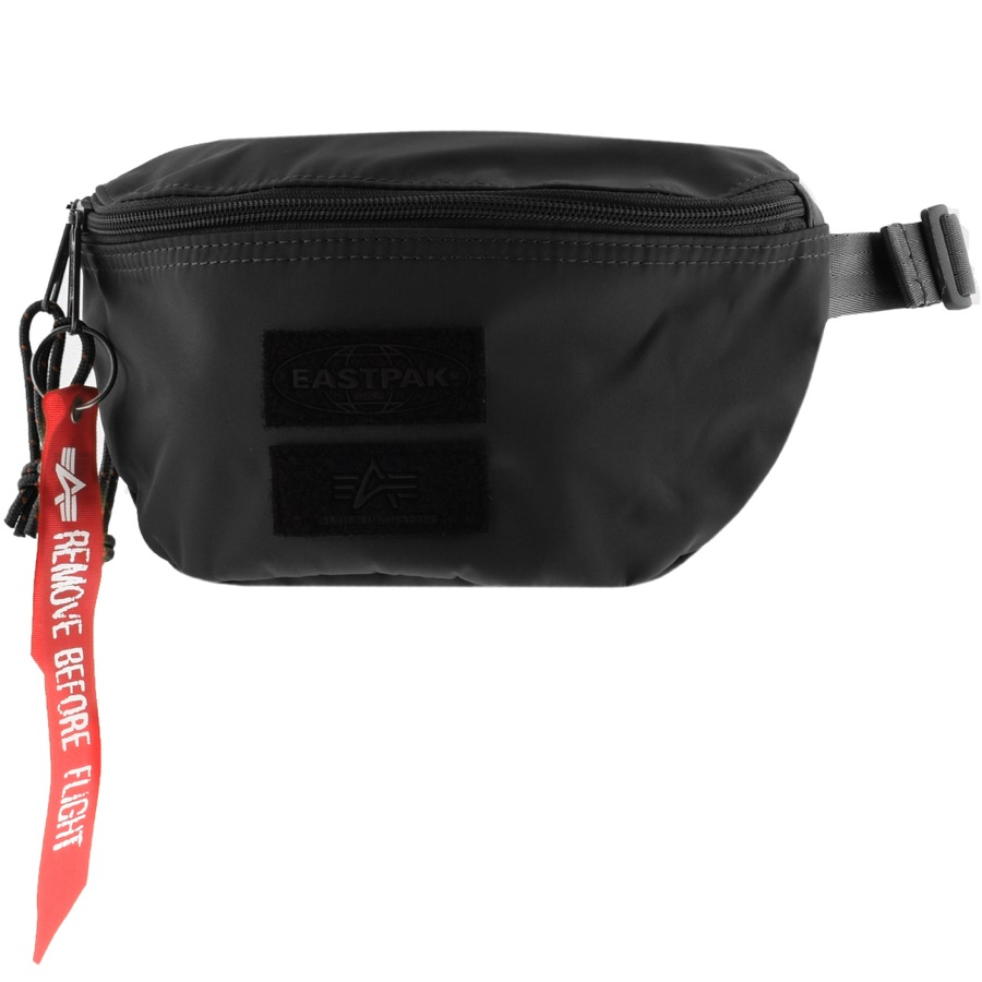 Eastpak Springer Alpha Waist Bag Black