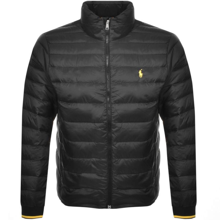 Ralph Lauren Holden Down Jacket Black