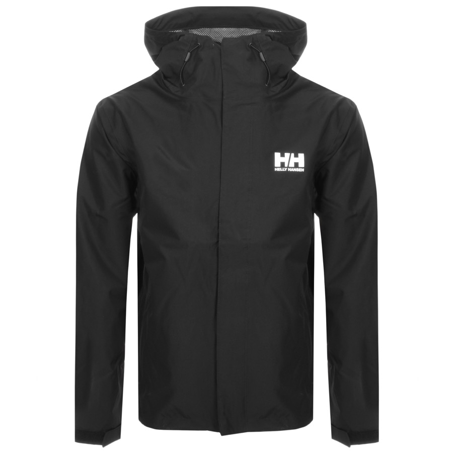 Helly Hansen Hooded Seven J Jacket Black