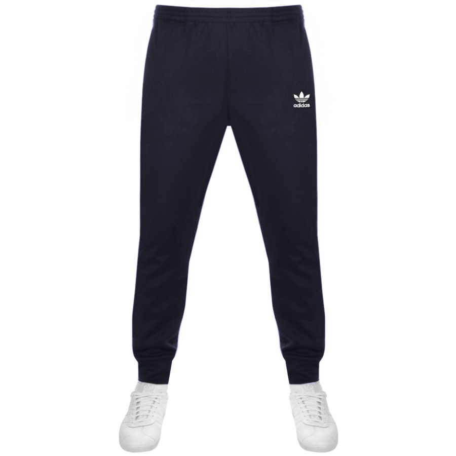 adidas Originals Trefoil Jogging Bottoms Navy