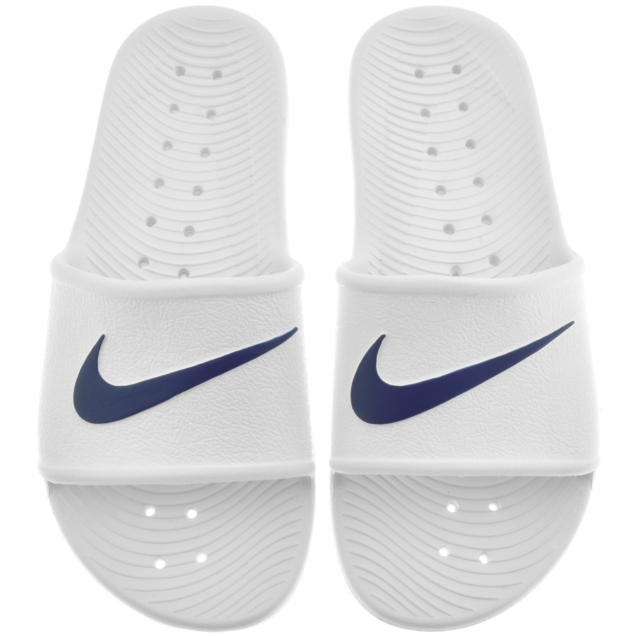 Nike Kawa Shower Sliders White