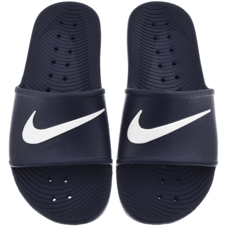 Nike Kawa Shower Sliders Navy