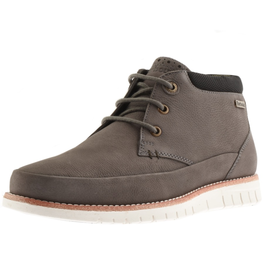 Barbour Nelson Shoes Grey
