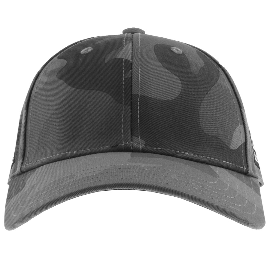 adidas Originals Camouflage Baseball Cap Grey